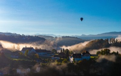 Discover the region of Fribourg with My Hotel